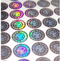 Anti-counterfeit labels with Reflective appearance,Hologram sticker thumbnail image