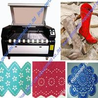 GR-1318 Leather and Colth Laser Beam Cutting Machine-nonmetal laser cutting machine thumbnail image
