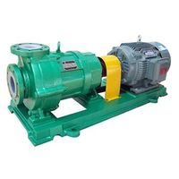 Sulphuric acid conveying Pump
