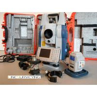 Sokkia SRX5 5-sec Robotic Total Station Package Set