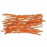Soft Chicken Jerky Slice,Pet Food with High Protein, Delicious Flavor, and Low Fat thumbnail image