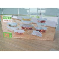 Fresh Selects 20 pieces container set