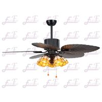East Fan 54inch Five Blade Indoor Ceiling Fan with light item EF54501