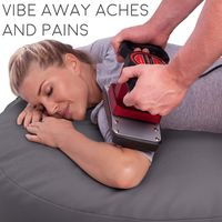 BaByliss PRO VIBEFX Lithium Massager Cord/Cordless 2-Spd Stainless Steel FXSSM1 thumbnail image