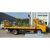 DFAC 4x2 2-3 tons light weight wrecker truck