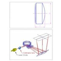 LaserPrint Collimator Lens