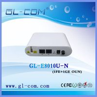 FTTH Solution modem 1GE+1FE EPON ONU