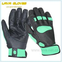 2013 Cowhide Gain leather Sports Gloves for Climbing SCG077 thumbnail image