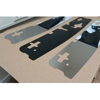 Engine cooling plate