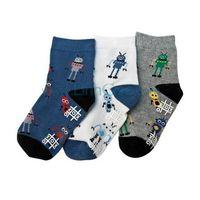Cotton Patterned Kids Socks