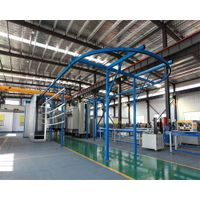 Aluminum Profile Powder Coating Equipment