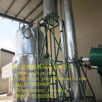 JNC-10 Waste engine oil and black oil regeneration diesel oil equipment thumbnail image