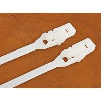 Releasable cable ties(Double loop)