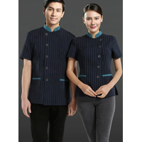 Best Quality Promotional Unisex Housekeeper Staff Uniform For Cleaning Worker thumbnail image