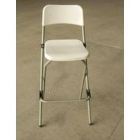 Plastic Folding Bar Chair (YCD-52)