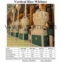 Rice mill / Vertical Rice Whitener