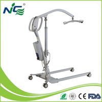 Wall-to-Wall Patient Handling for Medical Equipment