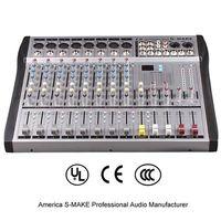 Audio Mixer-F-8/12