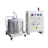 DME magnesium alloy experimental furnace
