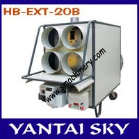 industrial heater HB-EXT-20B