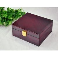 High end jewelry wooden box ring box earring box pendant box bracelet box bangle box