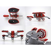 Eaglider skateboard, four wheels, CE approval thumbnail image