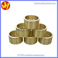 Self-lubricating Bronze Bushing, Sleeve Bushing, Oil Bearing