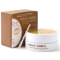 HELLO CARE GOLD PRIME HYDRO GEL EYE PATCH