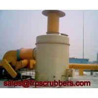FRP Bubbling Filler Air Scrubber