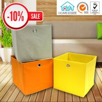 Hot sale Shelf basket drawer container storage cube