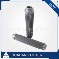 SS304 10micron Stainless Steel Candle Oil Filter Element Manufacturer thumbnail image