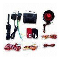 Hands-free Car Alarm System with Super Slim PKE Transmitter and Dual High Sensitive Antenna thumbnail image