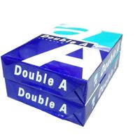 Double A A4 80,75 and 70 GSM Copy Paper for sale thumbnail image