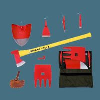 multipurpose tools, fire axe,fire shovel, fire pickaxe