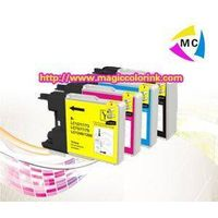 New compatible ink cartridge for Brother LC12/17/73/75/77/79/1240/1280