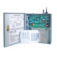 PSTN/GSM alarm system with 16 wireles/wired zone thumbnail image