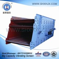 Metallurgy Mining Stone Vibrating Screen