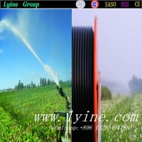 Farm use sprinkler hose reel irrigation products