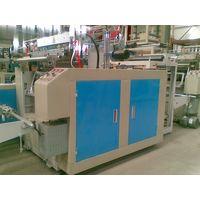 TLR 600 700 800 heat cutting PE bag making machine