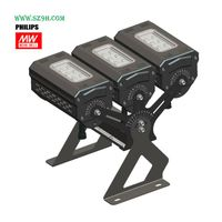 High efficiency LED flood light 180w