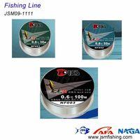 High-Control Nylon fishing line 30m,50m,100m,nylon monofilament fishing line JSM09-1111 thumbnail image