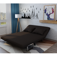 Hotel or guestroom folding sofa bed