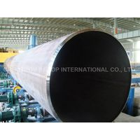ASTM A672 B60/B70/C60/C65/C70 LSAW Carbon Steel Pipe thumbnail image