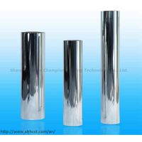 chemical treated/coated metallized pet film enhanced film Acylic coating film