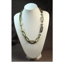 Green m. o. p Jade Necklace