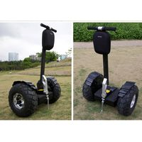 Self Balancing Personal Electric Vehicle Transporter Two Wheels Sports Golf Outdoor Eco Friendly Sta