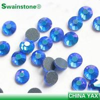 hot fix glass rhinestone;glass hot fix rhinestone;rhinestone hot fix glass