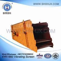 Mining Hot Sell Large Capacity Vibrating Screen