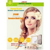 EPEONY Natrural Essence Whitening Mask Pack
