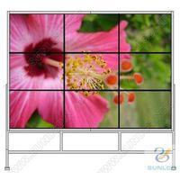 3*3 40 inch DID Wall LCD wall, DID wall, Screen wall, Narrow Bezel LCD display thumbnail image